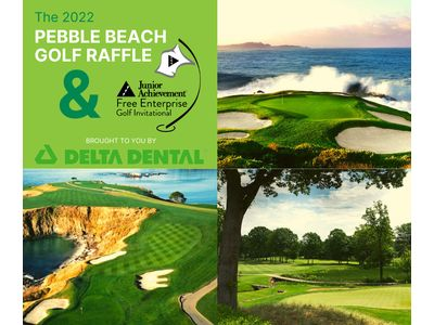 View the details for Pebble Beach Golf Raffle