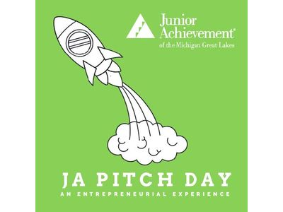 View the details for JA Pitch Day